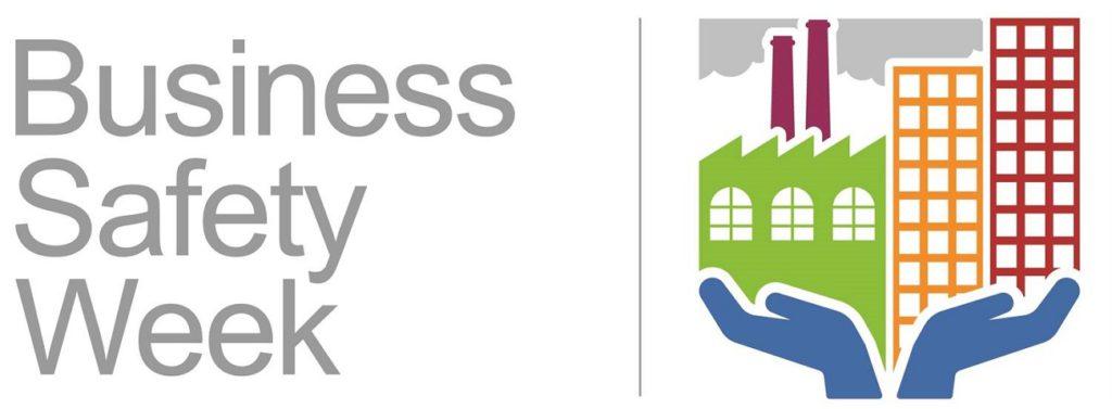 Business Safety Week logo