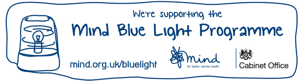 Mind Blue Light Programme logo