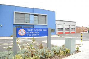 Tynemouth Community Fire Station