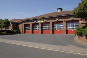 Sunderland Central Community Fire Station