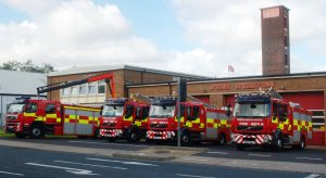 Hebburn Community Fire Station