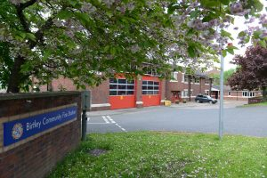 Birtley Community Fire Station