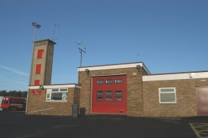 Chopwell Community Fire Station