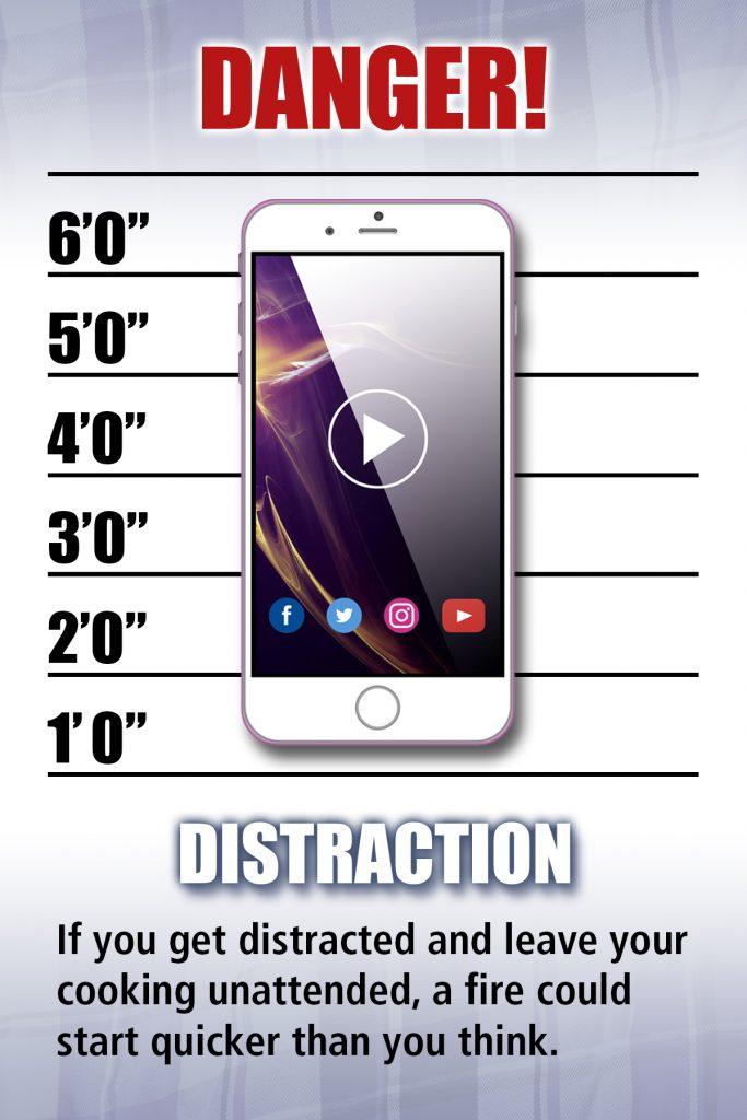 Danger - distraction
