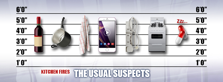 The Usual Suspects line up