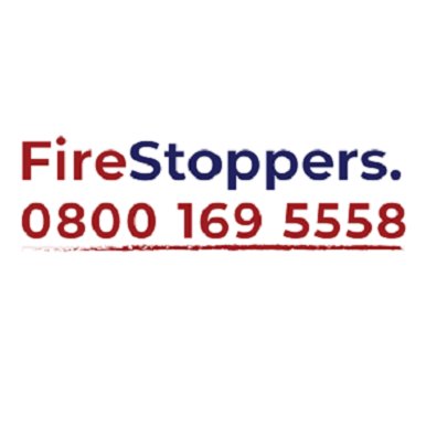 Report a deliberate fire